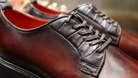 """お金をかけずに""""カスタム""""で革靴を百倍楽しむ【ファッション連載 Vol.5】"""