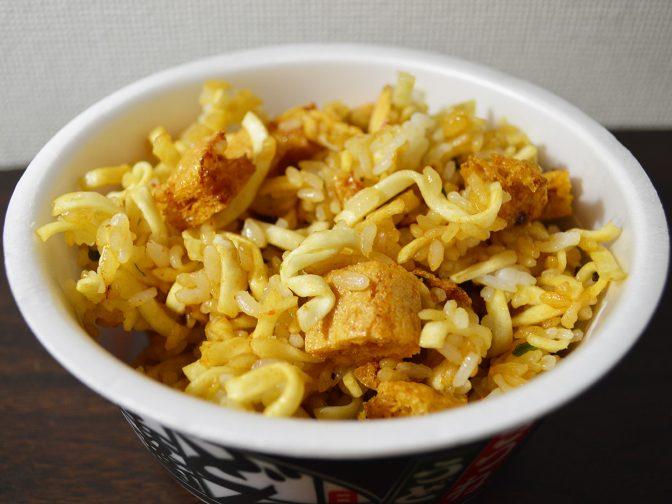 なぜだかウマい! カップ麺アレンジレシピ「衝撃のどん兵衛チャーハン」