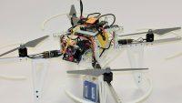 ドローン新技術が完全にロボットアニメの世界