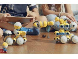おもちゃ新時代。プログラミングが身に着く子供用ロボットキット
