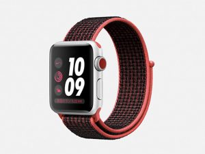 NikeコラボのApple Watch Series 3はセルラー機能で使い勝手アップ