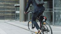 1秒で着脱可能な自転車電動化パーツ
