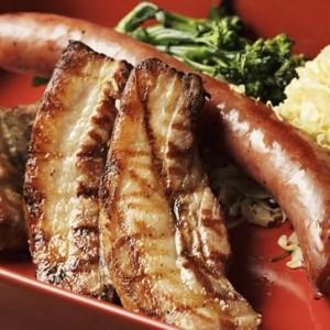 【豚肉好き集合!】熟成豚の塊肉に舌鼓【神田の隠れ家レストラン】