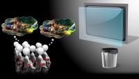 【メガネ不要の3D映画】MITがメガネなしで3Dを体感できるスクリーンを作ったらしい…