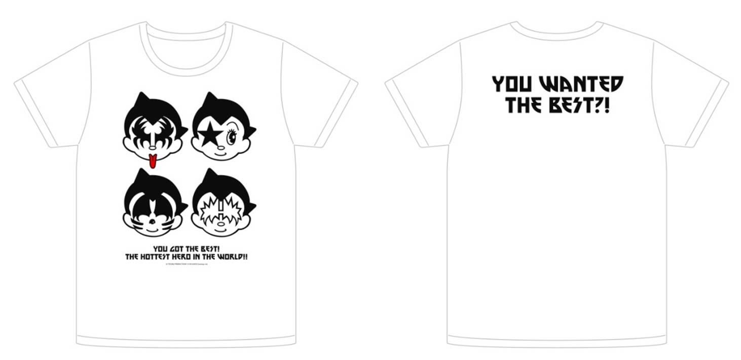 アトムコラボTシャツ