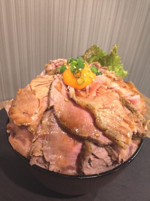 14日間熟成肉の丼 新大久保