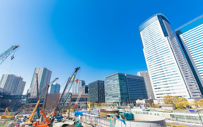 2020年五輪後も続く!? 気になる東京都心再開発の行方