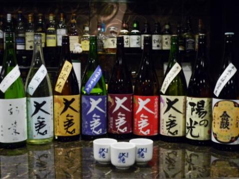 蔵元と呑める日本酒会 大阪