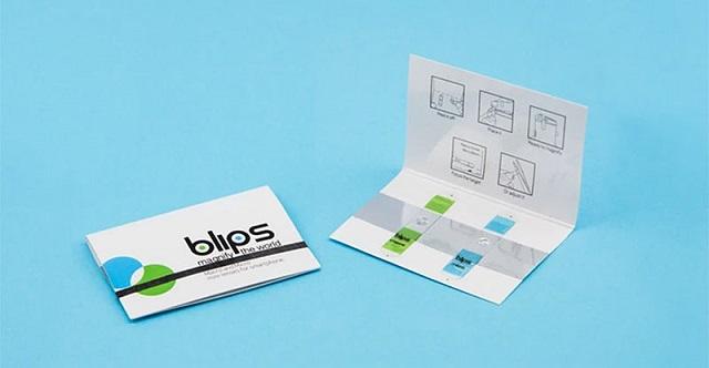 顕微鏡のように画を拡大できるアクセサリ「BLIPS」