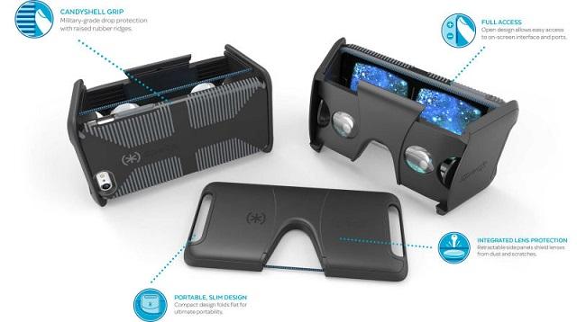 折りたたみ式ビューワー「Pocket VR」