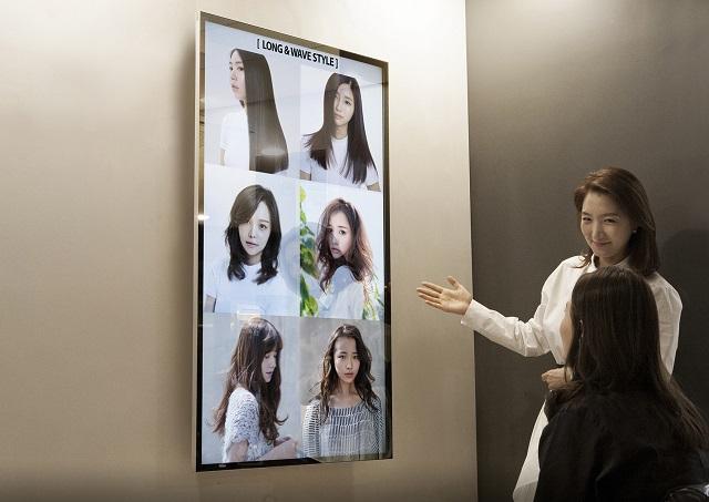 Samsung「ミラーディスプレイ」