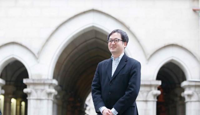 東京大学先端科学技術研究センターの稲見昌彦教授
