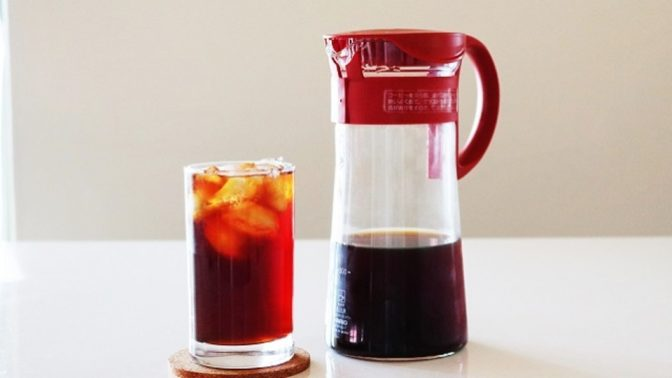 夜セットするだけ! 香り高い「水出しコーヒー」を簡単に作る!