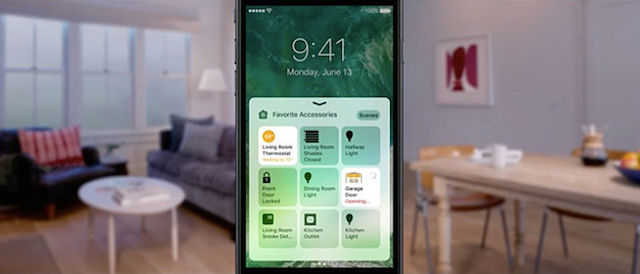 【iPhone万能説】家中のスマート家電を操れるアプリ「HOME」、誕生