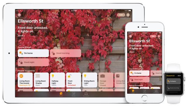 iPhoneを中心に家が回り始める。スマートホームのすべてを操るアプリ「Home」発表