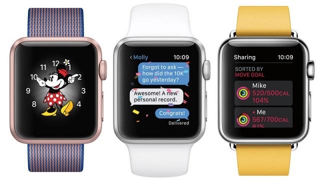 新しいApple Watch、どう?
