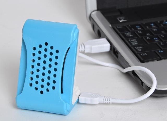 USBで蚊が落ちる