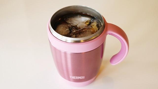 ずっと冷たいアイスコーヒー