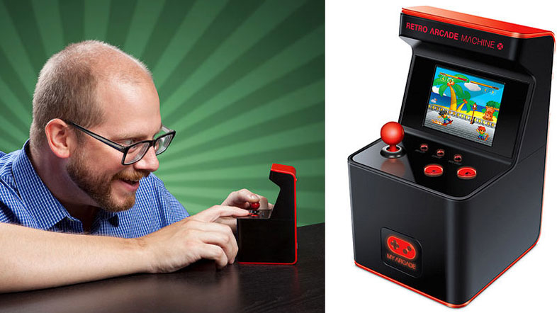 ミニミニアーケードゲーム機