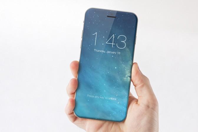 2017年iPhoneに「ガラス製筐体」のうわさ再び