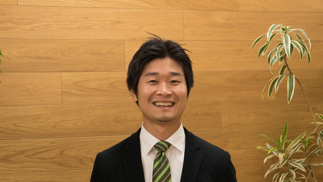 山口豪志さん