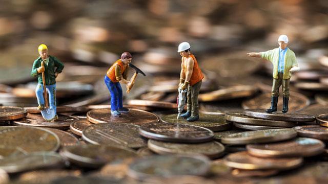 「生計のために働く人」は裕福になれない