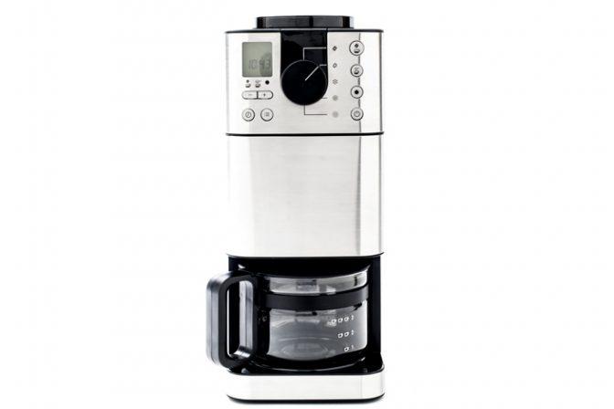小さいのに味は本格的なコーヒーメーカーが無印良品から登場