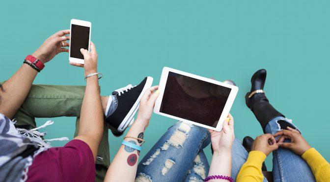Googleが発表。若者に人気のSNSトップ10
