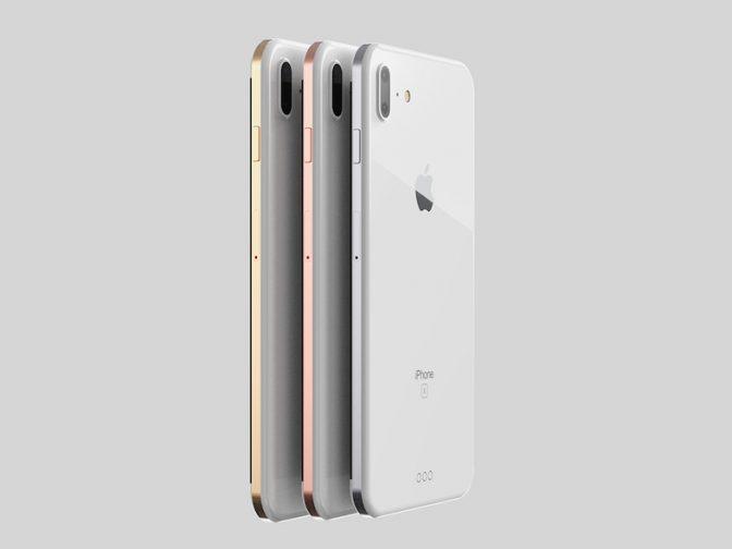 新デザイン? iPhone 8最新の噂をキャッチ