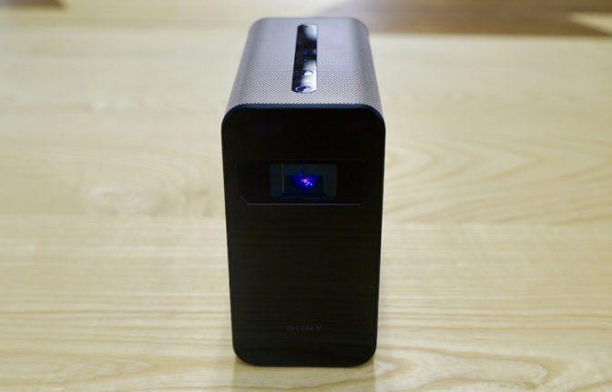 スクリーンに投影した画面をタッチ操作「Xperia Touch」ついに発売