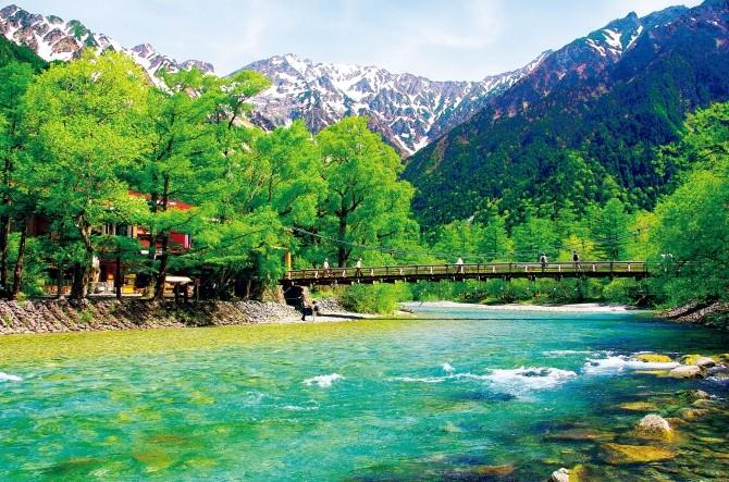 絶景・美食・温泉! 3点揃った長野信州・上高地が贅沢すぎる