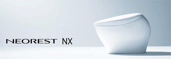 TOTO「次世代トイレ」はもはやオブジェのような美しさ