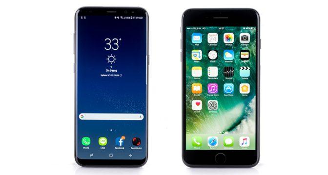 注目のライバル対決! iPhone vs Galaxy Sは〇〇が、Apple vs サムスンは〇〇が勝利!
