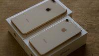 「iPhone 8/8 Plus」開封! 新製品はとにかく美しかった