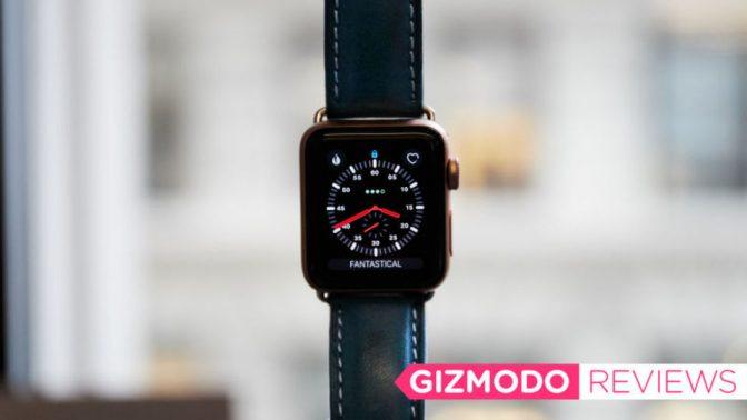 通話機能搭載「Apple Watch Series 3」は前作を上回る使いやすさ