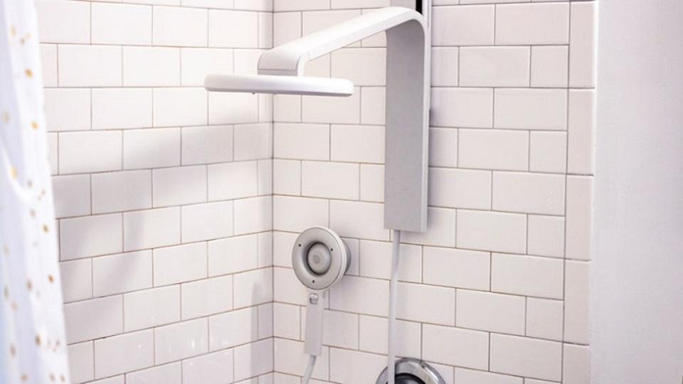 近未来的ミストシャワー。Nebia Shower Systemがすごい