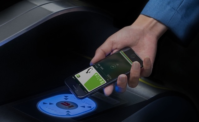 Apple Payは10月25日からサービス開始