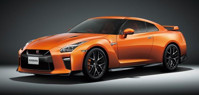 日産GT-Rの工場を紹介