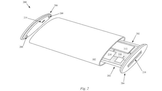 Appleが全面ガラス製iPhoneの特許を取得していたことが判明。これって使いやすいの?