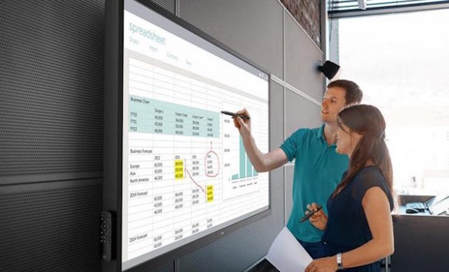 Dell 70 Interactive Conference Room Monitor