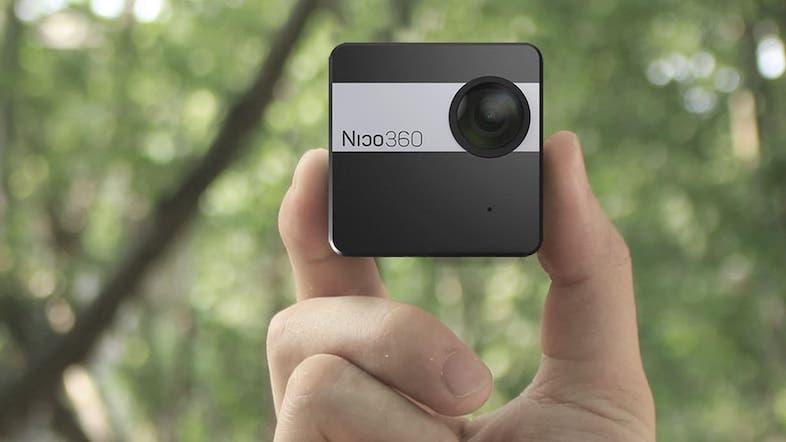 世界最小を謳う360度カメラ「Nico360」