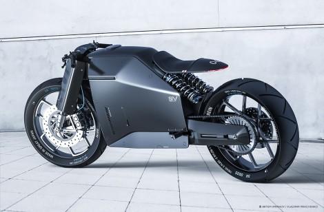 Motorbike from Great Japan