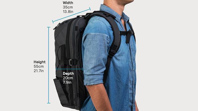 Minaal Carry-on 2.0 Bag