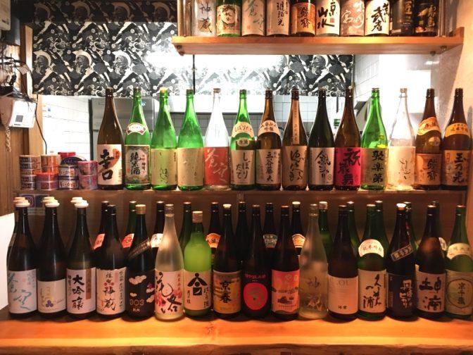 京都の地酒36種が飲み放題!?「KYOTO SAKE GARDEN」