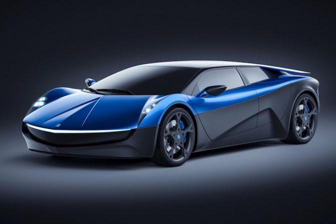 2.3秒で時速100kmに到達!? 世界最速クラスの電気自動車が登場