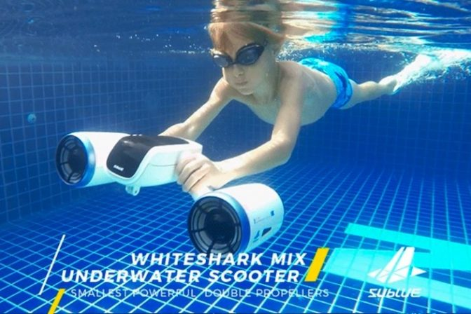 WhiteShark MIX
