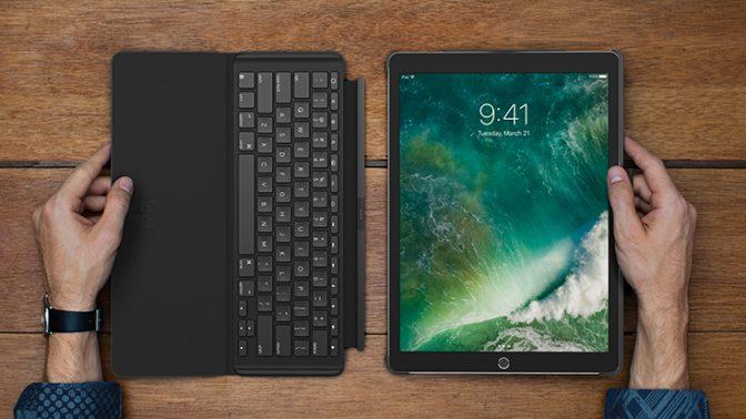 iPad Pro最強の相棒! 新発売のキーボード付きケースが超便利