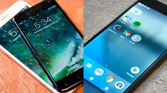 iOSとAndroidにはどんな違いが?! 6つの大きな相違点