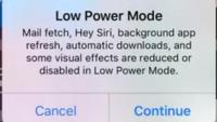 パパッと簡単設定で、iOS 11のiPhoneでバッテリーを最大限活用する