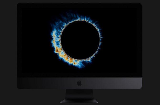12月発売の「iMac Pro」、ベンチマーク流出で明らかになった驚異の性能